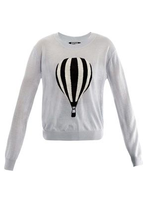 Hot air balloon sweater