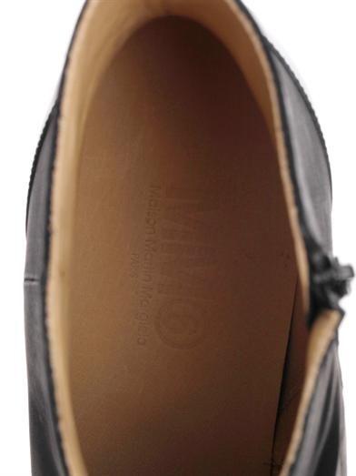 Maison Martin Margiela Mm6 Hidden-wedge ankle boots