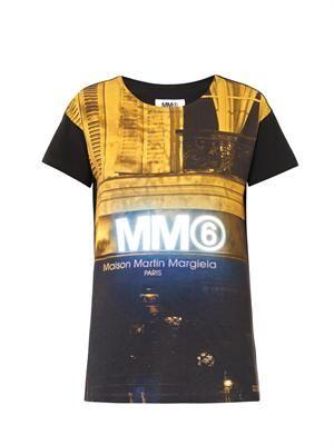 Digital Store-print T-shirt