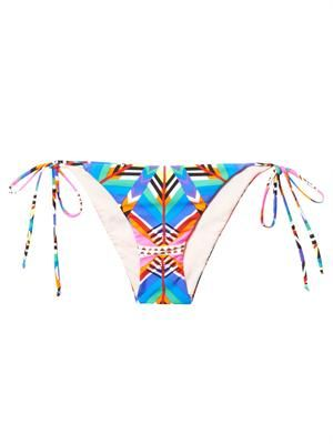Kites-print bikini briefs