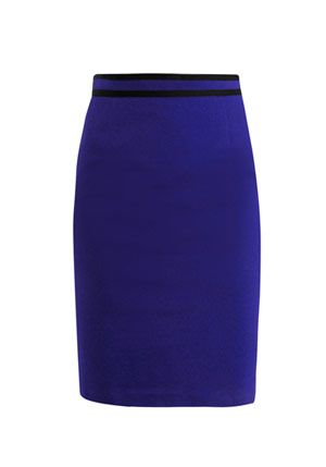 Giudea pencil-skirt