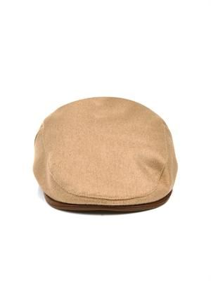Velo flat cap