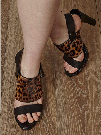 Max Mara Pegno sandals