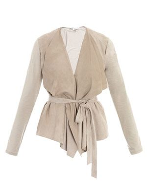 Vibo waterfall cardigan