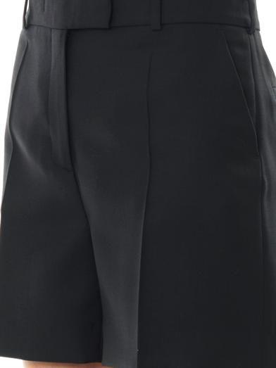 McQ Alexander McQueen Tuxedo tailored shorts