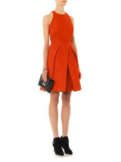 McQ Alexander McQueen Fold skirted dress
