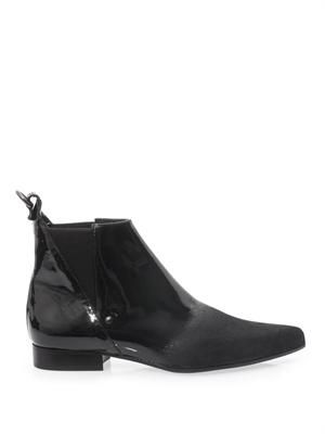 Slash degradé Chelsea boots