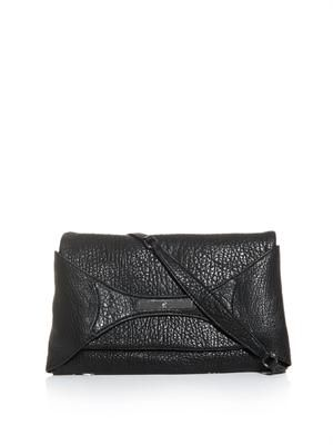 Albion envelope leather bag