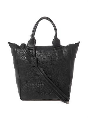 Stepney leather tote