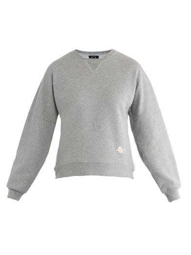 McQ Alexander McQueen Banana-sleeve sweat top