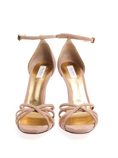 Max Mara Regina sandals