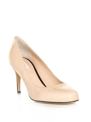 Livia court shoes