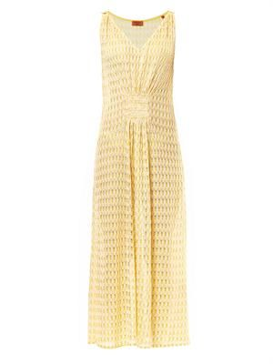 Diamatino full-length beach dress