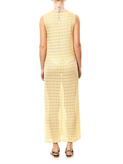 Missoni Mare Diamatino full-length beach dress