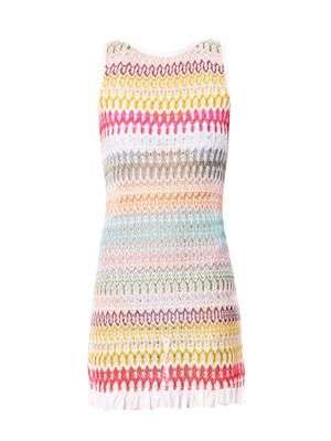 Diamatino knit shift dress