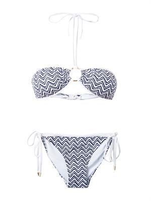 Vegas bandeau bikini