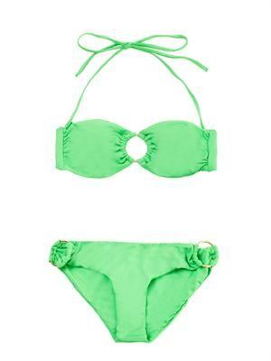 Evita bandeau bikini