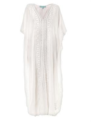 Robyn embroidered kaftan