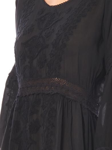 Melissa Odabash Noemi embroidered dress