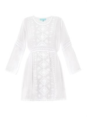Noemi embroidered dress