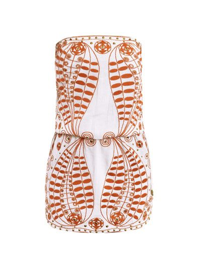 Melissa Odabash Kara bandeau dress