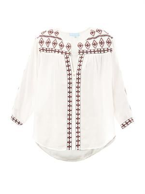 Milly peasant top