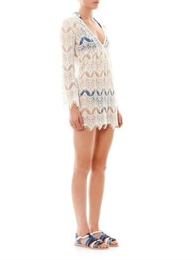 Melissa Odabash Elizabeth lace dress