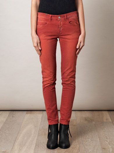 Notify Bamboo mid-high rise skinny jeans