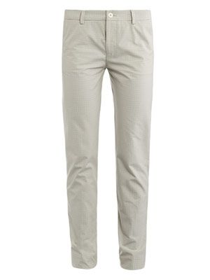 Dionae cotton chino trousers