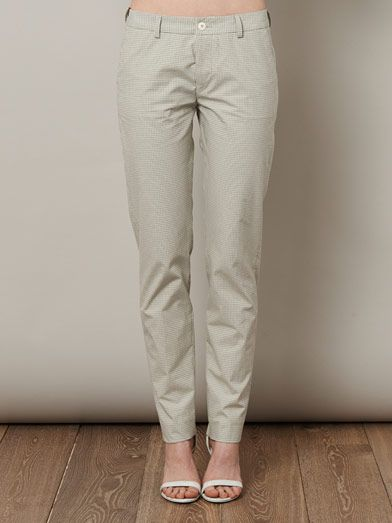 Notify Dionae cotton chino trousers