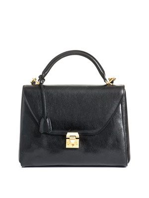 Scottie satchel bag
