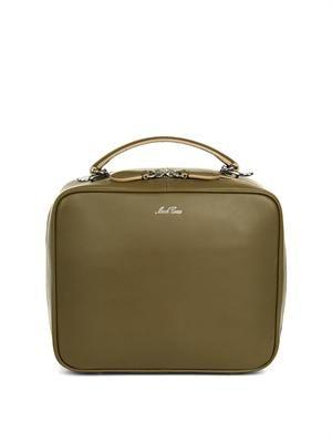 Laura leather cross-body bag