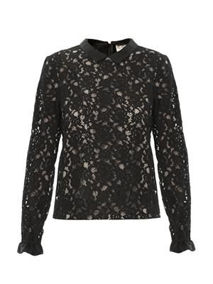 Pizval lace blouse