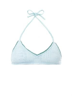 Shell Picker bikini top