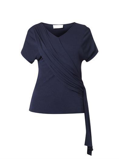 Osman Sash-detail blouse