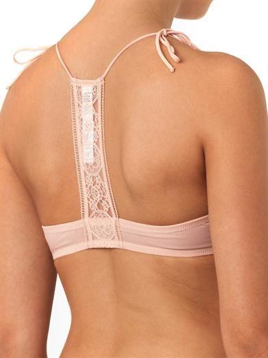 La Perla Saree soft-cup lace bra