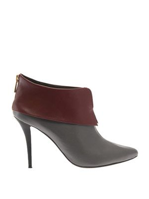 Yarmouth leather ankle boots