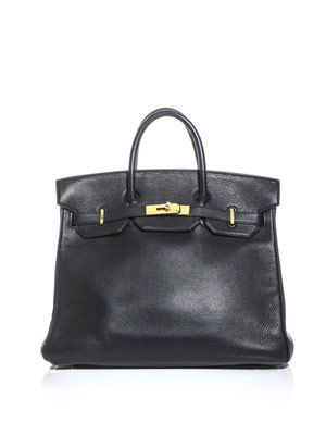 Leather Hac bag