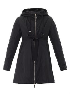 Ebene lightweight navy coat