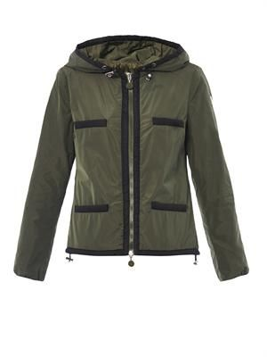 Coignet bi-colour jacket