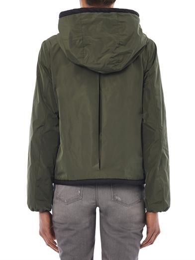 Moncler Coignet bi-colour jacket