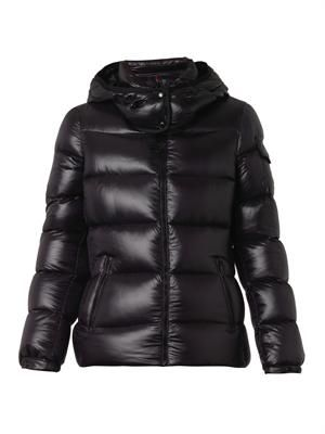 Berre quilted down jacket