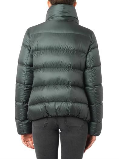 Moncler Bourdon quilted down jacket