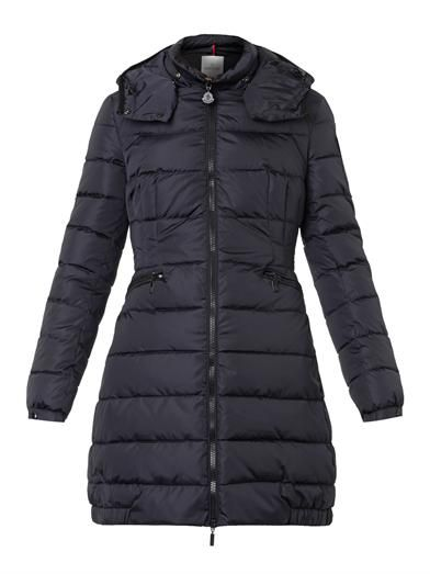 Moncler Charpal quilted down coat