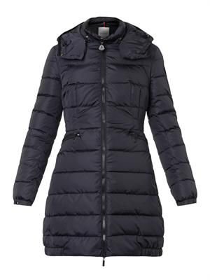 Charpal quilted down coat