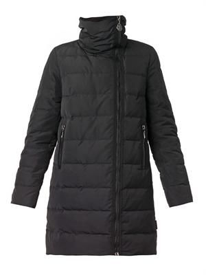 Gerboise quilted down coat