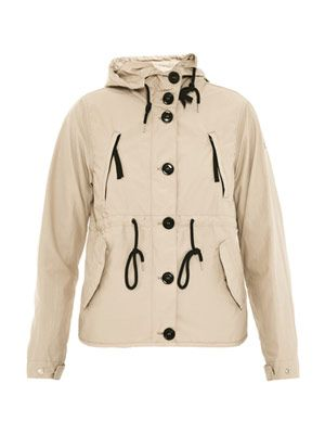 Ancilla hooded jacket