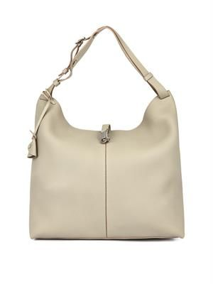 Emily leather shoulder bag