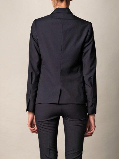 Julien David Tropical wool blazer