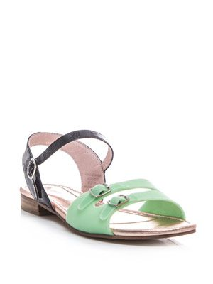 Seaside buckle sandals